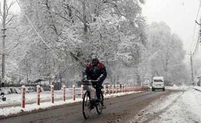 जापान में बर्फबारी से 169 लोग घायल