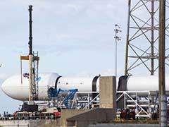 Florida Weather Delays SpaceX Falcon Rocket Launch