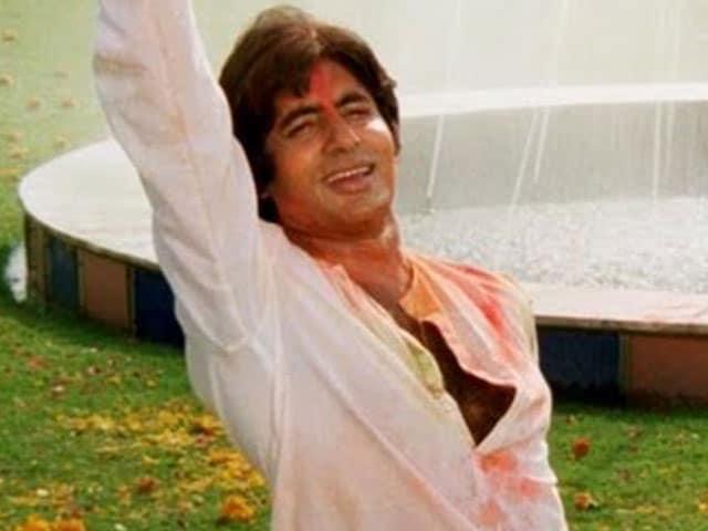 Amitabh Bachchan Jukebox: 5 Songs He Sang, From Rang Barse to Ekla Cholo Re