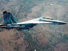 Sukhoi 30 Fighter Jet Crashes Into Paddy Field In Assam, Pilots Eject Safely