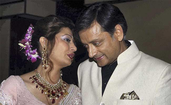 No Wish To Live, Sunanda Pushkar Mailed Shashi Tharoor Before Death: Cops