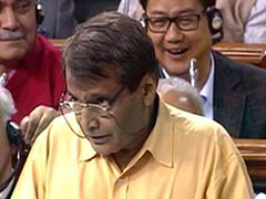 India's GDP Can Double in 3 Years: Railway Minister Suresh Prabhu