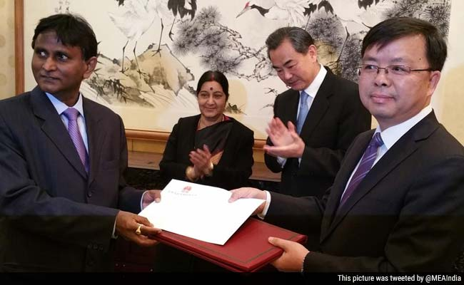 PM Modi to Visit China in May, Says Sushma Swaraj