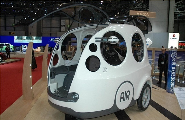 Tata Motors' Air Car - Airpod - Might Launch in 2015