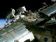 Astronauts Delayed Return from International Space Station Set for June 11: Russia