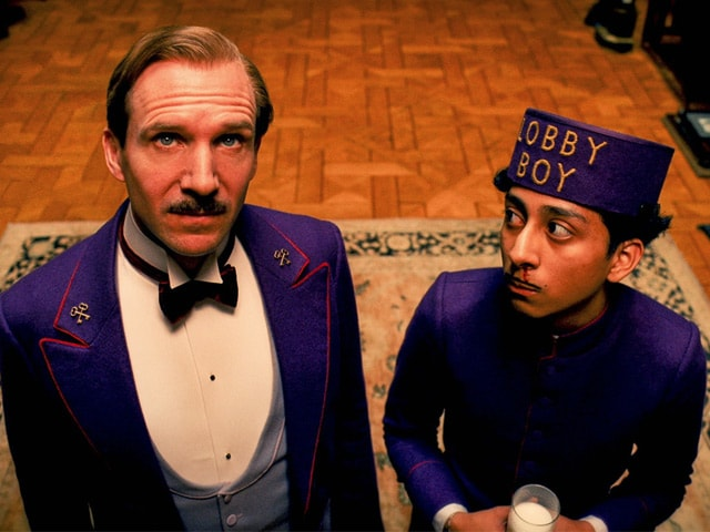 The Grand Budapest Hotel Wins Writers Guild Award