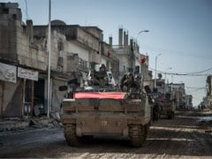 Turkish Troops Enter Syria to Relocate Historic Tomb