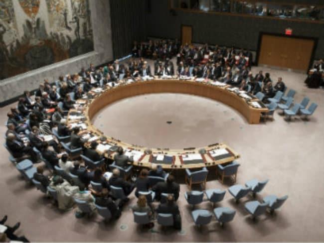 संयुक्त राष्ट्र सुरक्षा परिषद ने उत्तर कोरिया के मिसाइल परीक्षण की निंदा की