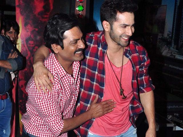 Varun Dhawan Enjoyed Working With 'Method Actor' Nawazuddin Siddiqui