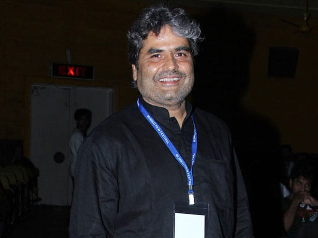 Vishal Bhardwaj: Fascinated by Stories of Human Conflict