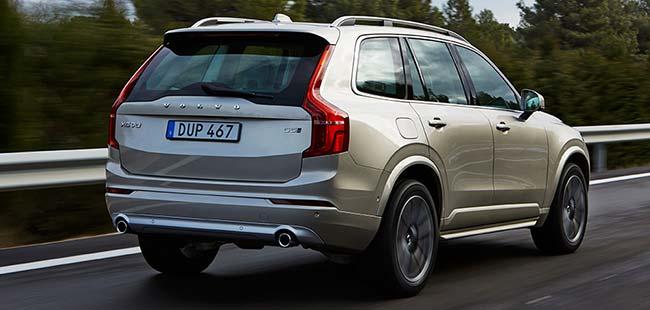 New Volvo XC90 Review - NDTV CarAndBike
