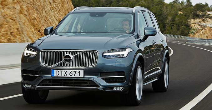 New Volvo XC90 Review - NDTV CarAndBike