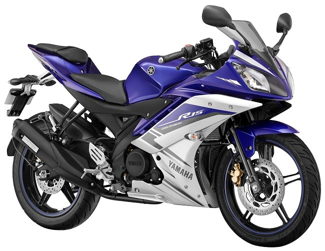 Yamaha YZF R15 Gets Two New Colours - NDTV CarAndBike