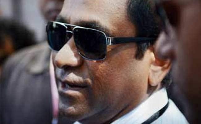 Maldives President Slams Foreign 'Meddling' In Island Affairs