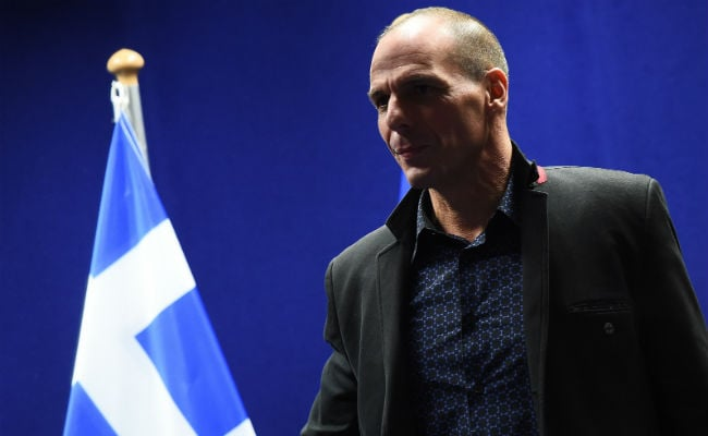 Greek Finance Minister in Anarchist Restaurant Showdown