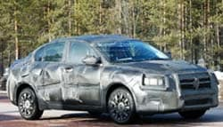 Is This the Next Generation Fiat Linea?