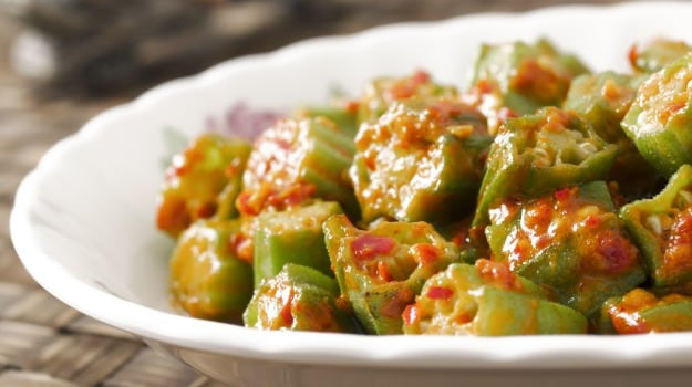 10 Best South Indian Dinner Recipes- okra