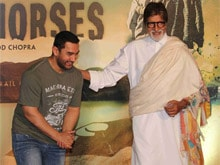 Amitabh Bachchan Tells Soon-To-Be 50 Aamir Khan: Welcome to the Club
