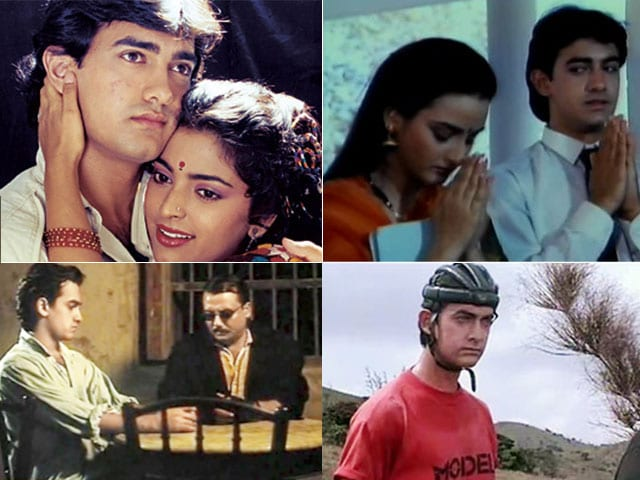 Aamir Khan's 30-Year Career, Satyamev Jayate in 50-Odd Films
