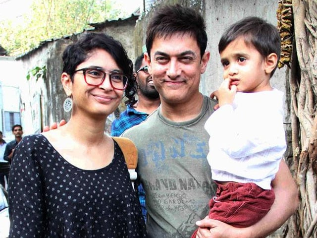 Aamir Khan Says he Has no Idea What's Planned For His 50th Birthday