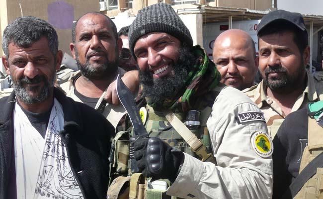 Abu Azrael: Iraq's Celebrity Anti-Islamic State Fighter