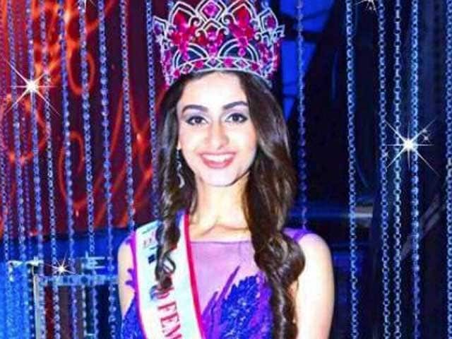 Miss India Aditi Arya: Always Wanted to Represent India Internationally