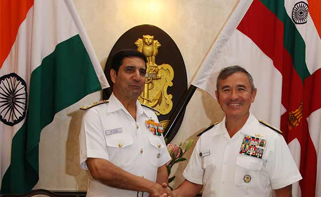 In South China Sea Row, Top US Commander Roots for India