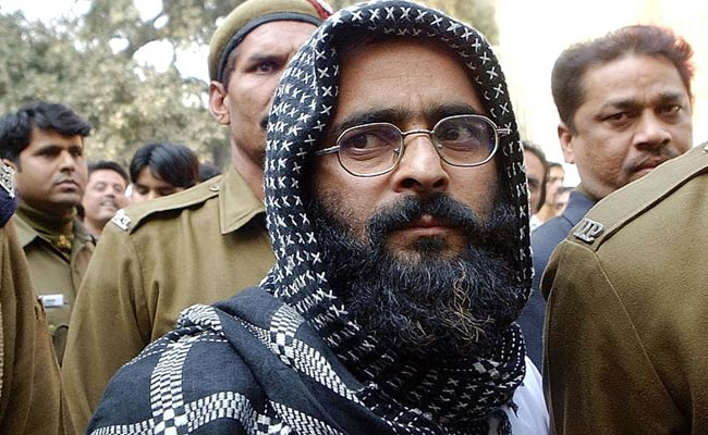 Parliament Attack Convict Afzal Guru's Son Scores 88% In Class 12 Exam
