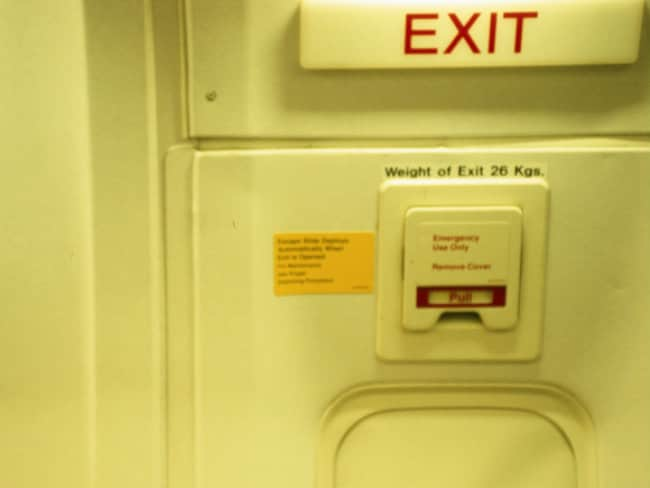 Man Held for Jumping Out of Emergency Exit Door of Jet Airways Flight After it Landed in Mumbai