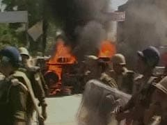 Protests After Lawyer's Death in Police Firing at Court in Uttar Pradesh