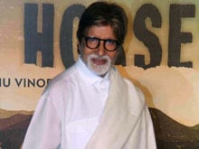 Amitabh Bachchan Says He Will Always Choose an Indian Film Over Hollywood
