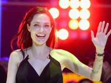 Don't Be Afraid To Be Different: Angelina Jolie Tells Children