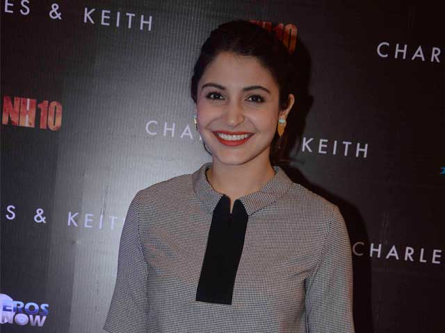 Anushka Sharma: Will Approach Actors, Not Stars For Next Production