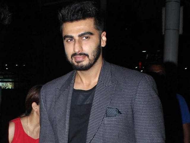 Arjun Kapoor: Earth Hour an Attempt to Connect with Common Man