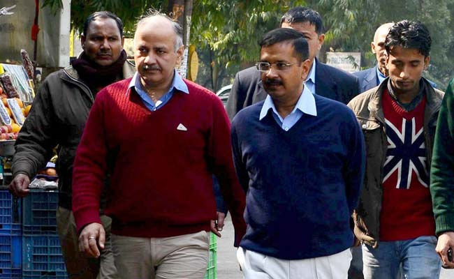 Delhi LG rejects AAP govt's plan for doorstep delivery of state services