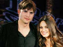 Mila Kunis Admits (Sort of) to Being Mrs Ashton Kutcher