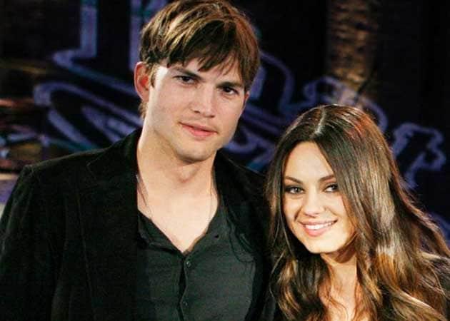 Mila Kunis Admits (Sort of) to Being Mrs Ashton Kutcher