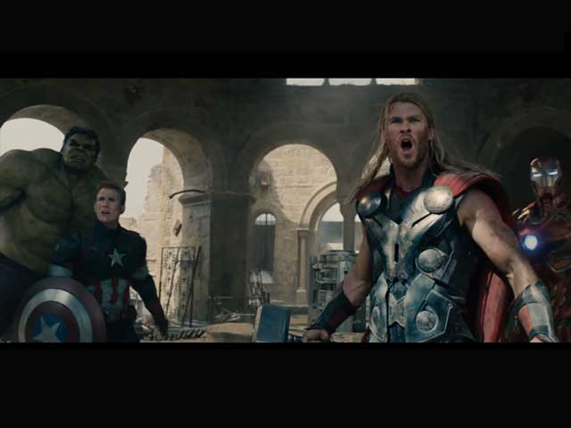 Avengers Trailer 3: More Ultron, and a Killer Line From Black Widow