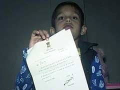 Birthday Gift For This 6-Year-Old, A Thank You Note From PM Modi