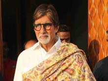 Amitabh Bachchan Excited About Visit to Egypt