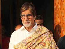 Amitabh Bachchan to Attend Unveiling of Gandhi Statue in London
