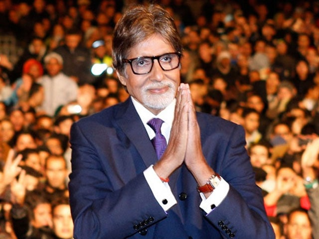 Amitabh Bachchan Proud of His Family's Padma Record