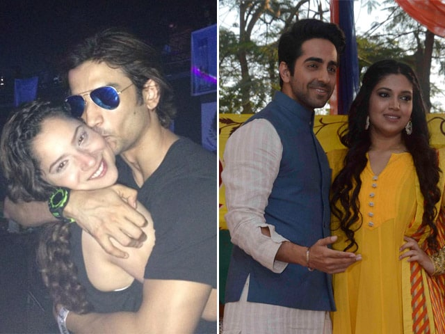 What Are Bollywood Actors Doing on Holi?