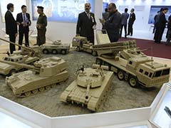 China Displaces Germany as World's Third Largest Arms Exporter, Says Report
