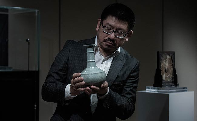 Ancient Chinese Vase Set to Fetch $7.7 Million in Hong Kong