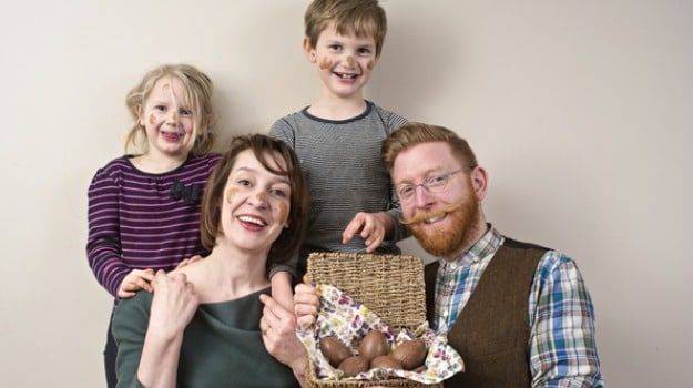 Easter Special: Make Your Own Chocolate Coated Cream Eggs