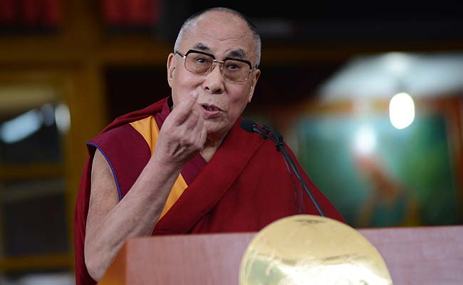 Reports Of Assassination Bid On Dalai Lama A 'Stunt': China