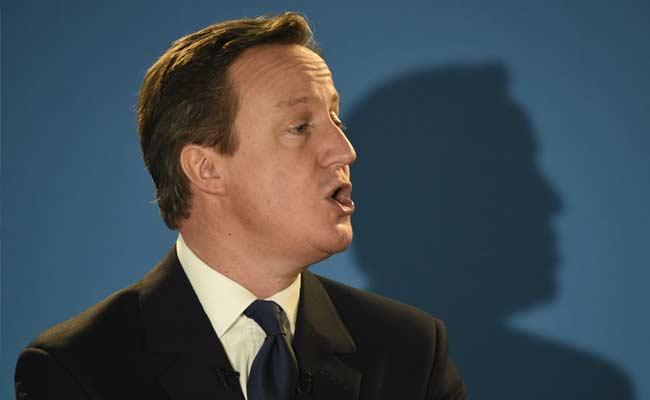 David Cameron Urges Vladimir Putin to Change Course in Syria