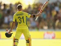 David Warner Surpasses Ponting in Most Tons in a Year List For Australia