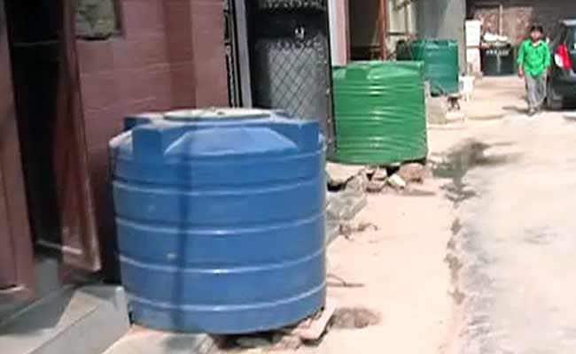 आज ही इंतजाम कर लें, दक्षिण दिल्ली में अगले दो दिन पानी को तरस जाएंगे